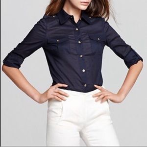Tory Burch Button Down